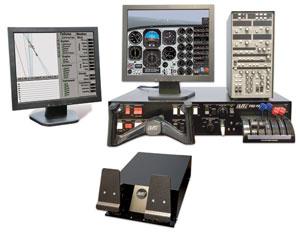 Flight Training Simulator Devices