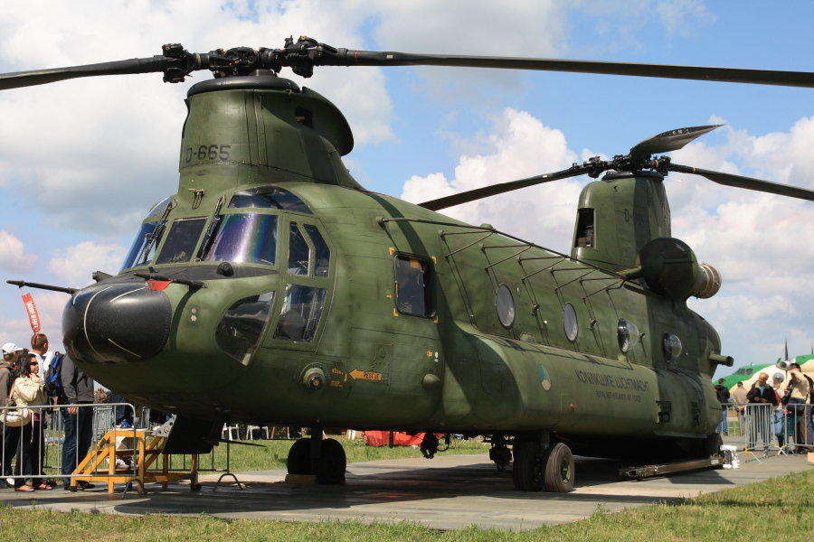 CH-47C Chinook