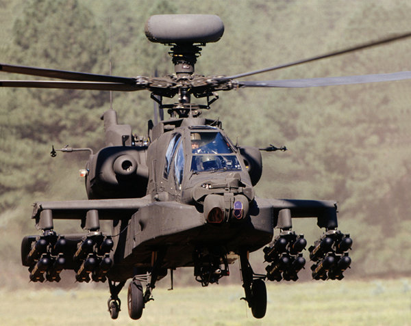 Boeing: Apache helicopter fix could take until past 2020 to complete