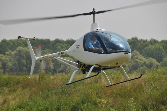 HeliSport CH77 Ranabot helicopter