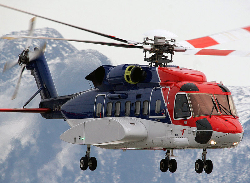 Elicottero S 92 : Sikorsky s a superhawk helicopter