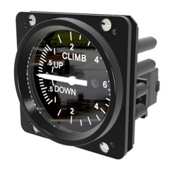 Helicopter gauge
